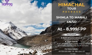 Shimla to Manali Himachal Tour Packages