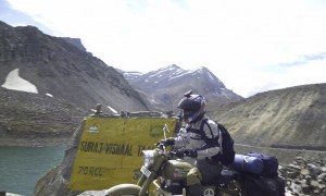 Guided Motorcycle Tour to Himalayas