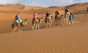 3 Days Tour To Merzouga And Erg Chebbi, Treks & Adventure From Marrakech